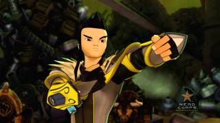 Slugterra: Slug Fu Showdown Official Movie Trailer