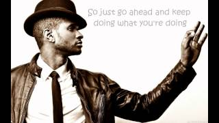Download Usher - I Don't Mind ft. Juicy J. (Lyrics) MP3 song and Music Video