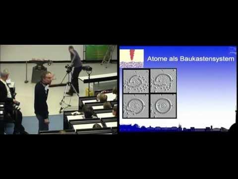 Prof Dr Tilman Pfau - Warum sind Atome so winzig?