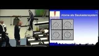 Prof. Dr. Tilman Pfau - Warum sind Atome so winzig?