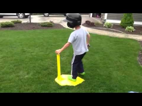 T-ball Baseball Concepts