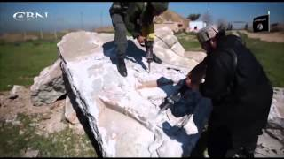 ISIS Pillages Nimrod, Destroys Historic Treasures