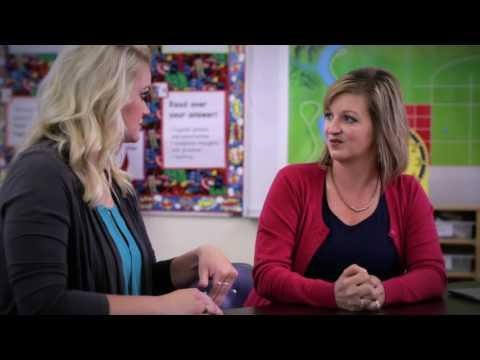 Meet Carrie Veal & Kelsey Anderson -- two of Nebraska's great public school teachers!
