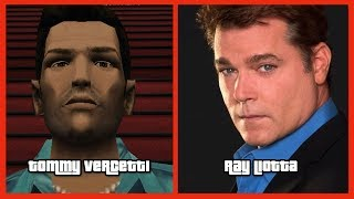 Characters and Voice Actors - Grand Theft Auto: Vice City