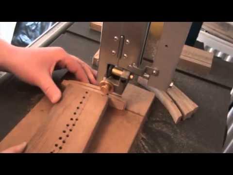 Cutting Segments For Segmented Drum Shell (Segmented Wood Turning)