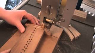 Cutting Segments For Segmented Drum Shell (segmented Wood Turning)