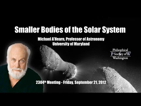 PSW 2304 Smaller Bodies of the Solar System