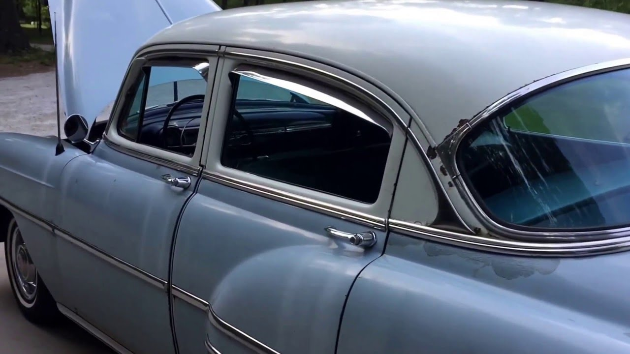 1953 Chevrolet 210 4 Door Same Owner 63 Years For Sale Now Southernhotrods 706 831 1899 Youtube