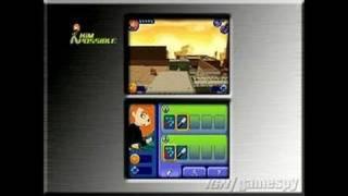 Kim Possible: Global Gemini Nintendo DS Trailer