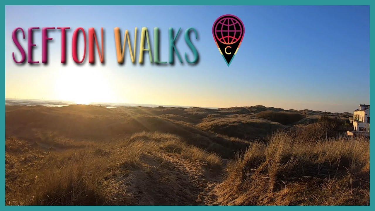 Sefton Walks: Formby Woods