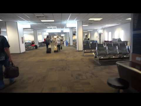 back at Dayton Airport about to meet up with Angie's parents (August 14th, 2014)