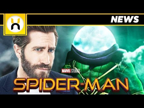 Spider-Man: Homecoming 2 Casts Jake Gyllenhaal as MYSTERIO