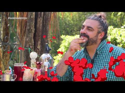 La Cocina del Rojo 2018 - Ariel Holan