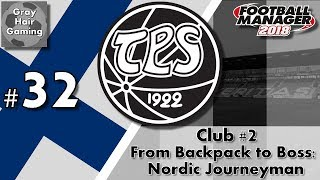 FM18 Journeyman - C2 EP32 - End of Season Review & Transfers - TPS - From Backpack to Boss