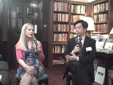 Kai-Fu Lee chats with Startup Asia author