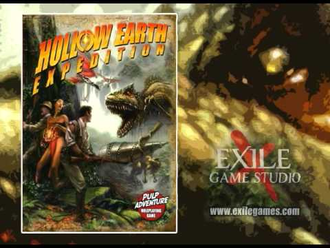 Game Geeks Classics  #19 Hollow Earth Expedition by Exile Game Studio