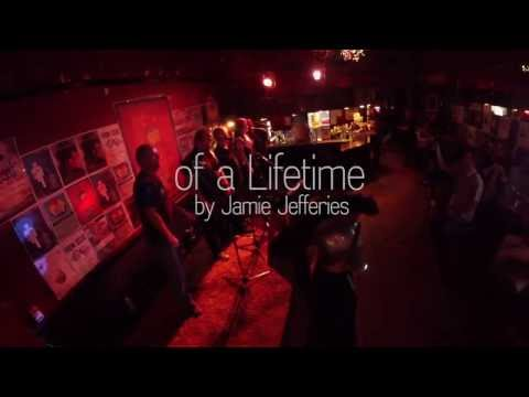 of a Lifetime - Musical - Jamie Jefferies - Ric's Cafe - The Valley - Brisbane - 18 May 2016