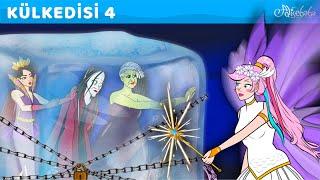 Sindirella Külkedisi 4 - Üç Cadı - Adisebaba Masal Çizgi Film - Cinderella in Turkish