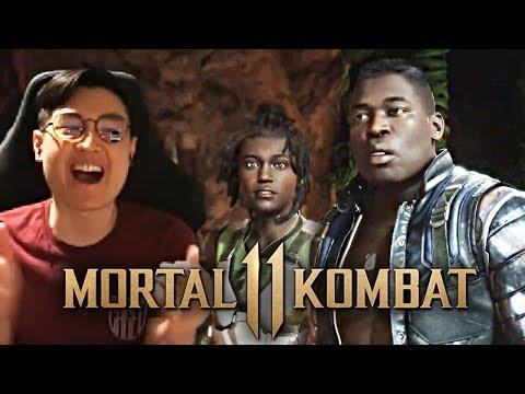 Mortal Kombat 11 - JAX & NEW Gameplay Reveal Trailer!! [REACTION] thumbnail