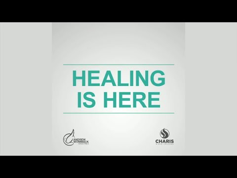 Healing Is Here UK 2018 - Cecil Paxton - Session 3 Live from Walsall, England