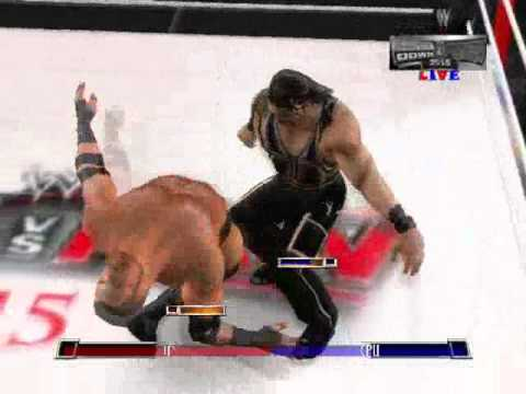 game WWE 2k15-do vat kieu my