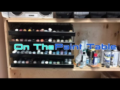 On the Paint Table  Speed Freeks, Song of Ice and Fire  Nights Watch and more!