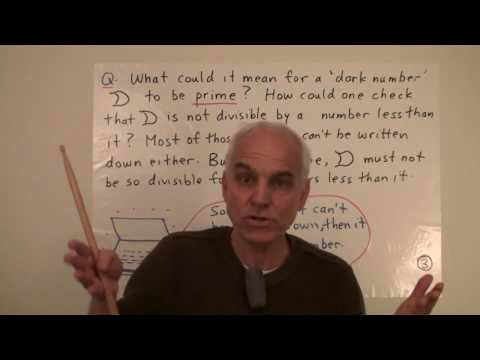MathFoundations200: Mission impossible: factorize the number z