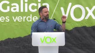 La SORPRESA que ha anunciado SANTIAGO ABASCAL de VOX y que nadie se esperaba