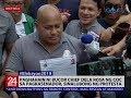 24 Oras: Paghahain ni BuCor Chief dela Rosa ng COC sa pagkasenador, sinalubong ng protesta