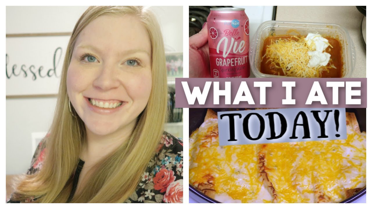 What I ate today | Daily Vlog | Blessed Jess - YouTube