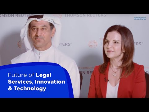 The Future of Legal Services, Innovation & Technology