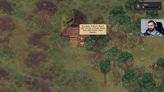 Graveyard Keeper #4 - Środek bagna i wiedźma!