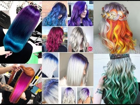 2018 Spring Hair Color Trends New Hair Color Transformation 2018