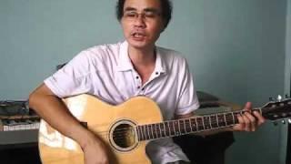 Bài học đệm hát điệu Cha Cha_Em đi chùa hương