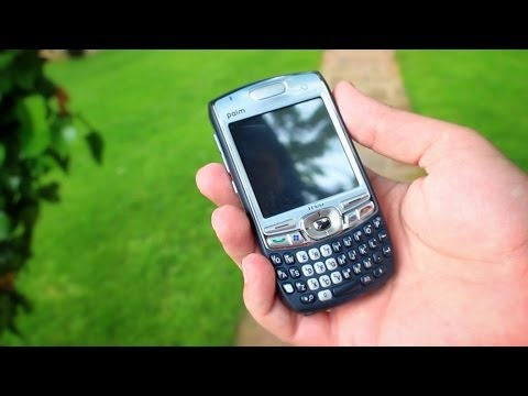 Looking Back - 2006/07 - Palm Treo 750/750v