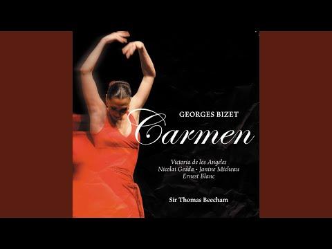 Carmen. 1. Akt / Act 1: Parle-moi De Ma Mère!