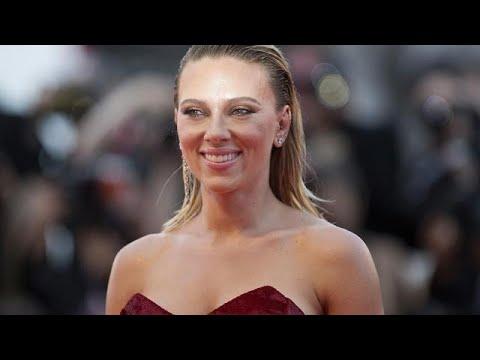 Venezia76- Scarlett Johansson Red Carpet