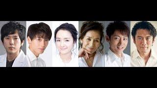 二宮和也の主演で、海堂尊氏の小説をドラマ化するTBS系日曜劇場「ブラッ...