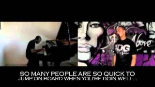 Get Back Up (T.I. Cover) - David Sides ft. D Burn from 4DG