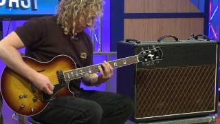 Vox AC30VR Valve Reactor Guitar Combo Amp Demo   Full Compass