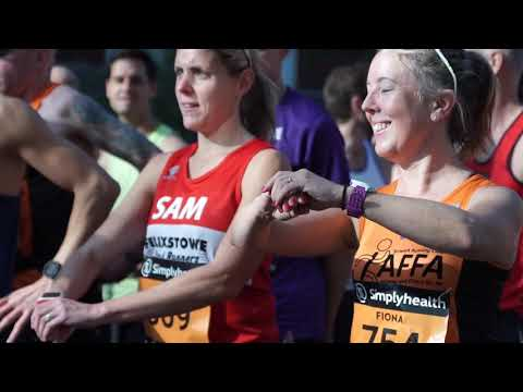 Simpyhealth Great East Run 2018