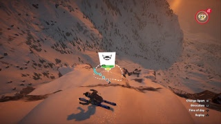 (Steep) doing random shit W/maybe friends BTW ONLINE IS AUTOMATICALLY ADDED WHEN PLAYING enjoy