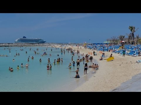 Tour of Great Stirrup Cay - Norwegian Cruise Line