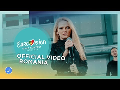 The Humans - Goodbye - Romania - Official Music Video - Eurovision 2018