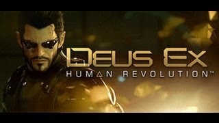Deus Ex: Human Revolution Gameplay (PC/HD)