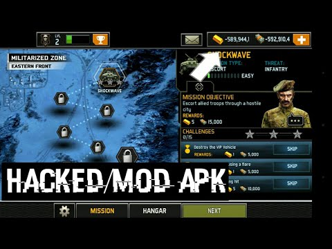 Drone Shadow Strike Hacked/Mod Apk