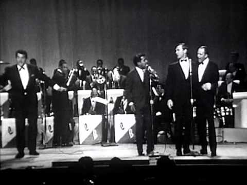 Rat Pack - Birth of the Blues (Live)