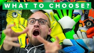 HOW TO CHOOSE GOALKEEPER GLOVES | Unisport Uncut Ep. 37