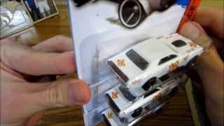 Скачать Hot Wheels 2014 USA E Case Unboxing 987E KM