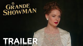 O grande showman | trailer 'never enough'  | 20th century fox portugal